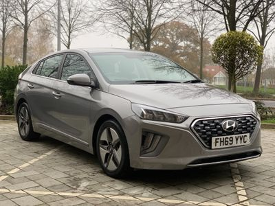 Hyundai Ioniq Hatchback 1.6 h-GDi 1st Edition DCT (s/s) 5dr