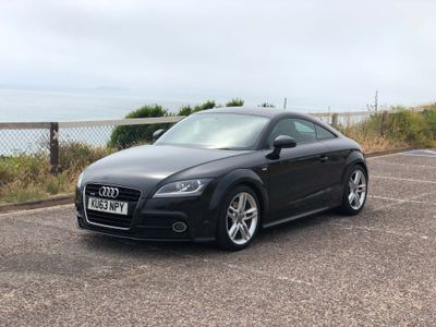 Audi TT Coupe 2.0 TD S line quattro 2dr