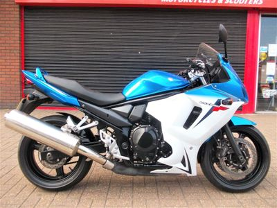 Suzuki GSX650 Super Sports 650 F