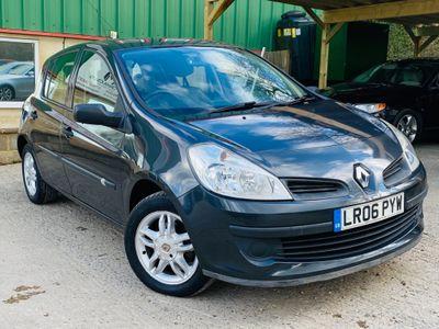 Renault Clio Hatchback 1.6 VVT Expression 5dr