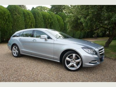 Mercedes-Benz CLS Estate 3.0 CLS350 CDI BlueEFFICIENCY Shooting Brake 7G-Tronic Plus 5dr