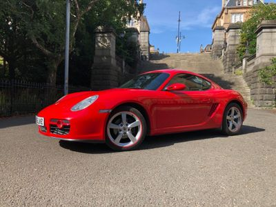 Porsche Cayman Coupe 2.7 987 Tiptronic S 2dr