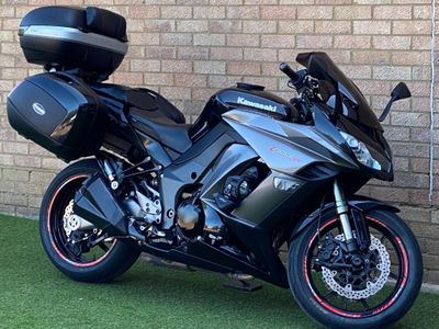 Kawasaki Z1000SX Sports Tourer 1000 SX