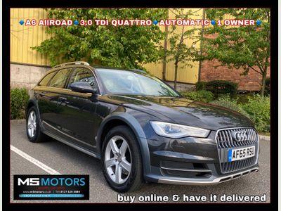 Audi A6 Allroad Estate 3.0 TDI V6 Allroad S Tronic quattro (s/s) 5dr