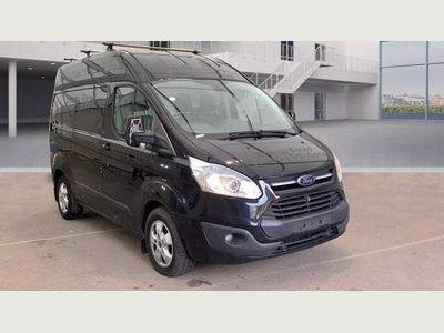 Ford Transit Custom Panel Van 2.2 TDCi 290 Limited L1 H2 5dr