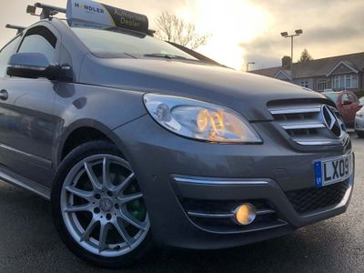 Mercedes-Benz B Class Hatchback 1.7 B170 BlueEFFICIENCY Sport 5dr