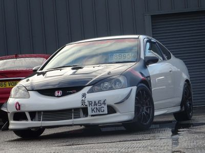 Honda Integra Coupe 2.0 DC5 Type R VTEC TURBO CONVERTED