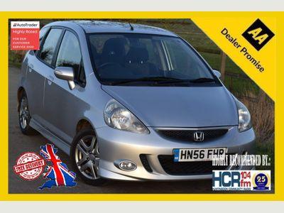Honda Jazz Hatchback 1.4 i-DSI Sport CVT-7 5dr