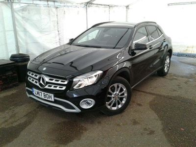 Mercedes-Benz GLA Class SUV 2.1 GLA200d SE (Executive) (s/s) 5dr