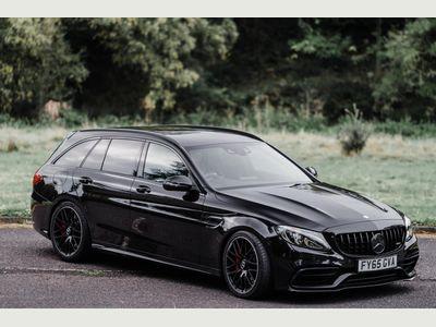 Mercedes-Benz C Class Estate 4.0 C63 V8 BiTurbo AMG S SpdS MCT (s/s) 5dr