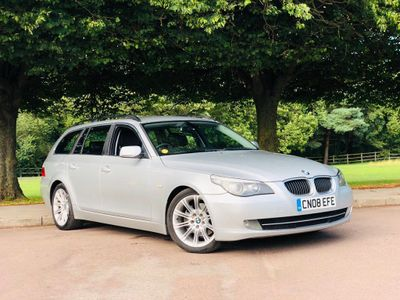 BMW 5 Series Estate 3.0 530d SE Business Edition Touring 5dr