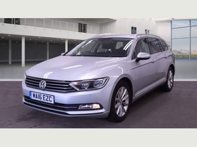 Volkswagen Passat Estate 2.0 TDI BlueMotion Tech SE Business (s/s) 5dr