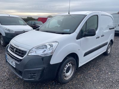 Peugeot Partner Panel Van 1.6 SE L1 5dr