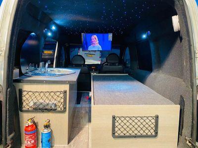 Vauxhall Combo Camper 1.3 CDTi 2000 16v Panel Van 3dr