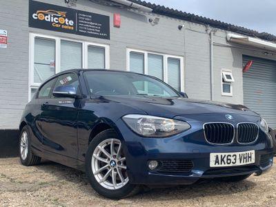 BMW 1 Series Hatchback 1.6 118i SE Sports Hatch (s/s) 3dr