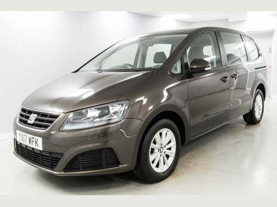 SEAT Alhambra MPV 2.0 TDI S DSG (s/s) 5dr