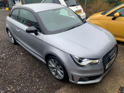Audi A1 Hatchback 1.4 TFSI S line Style Edition S Tronic 3dr