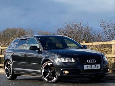 Audi A3 Hatchback 2.0 TD Black Edition Sportback 5dr