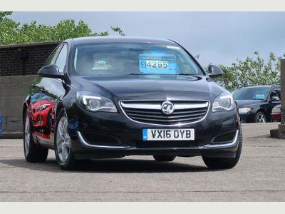 Vauxhall Insignia Hatchback 1.6 CDTi ecoFLEX Design (s/s) 5dr