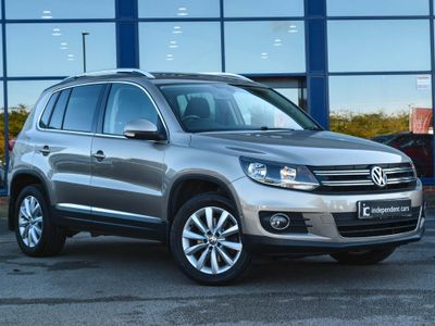 Volkswagen Tiguan SUV 2.0 TDI BlueMotion Tech Match DSG 4MOTION (s/s) 5dr