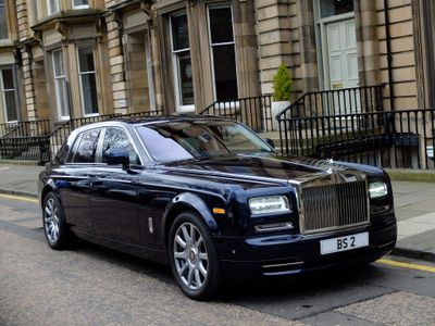 Rolls-Royce Phantom Other 6.7 4dr