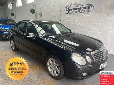 Mercedes-Benz E Class Saloon 2.1 E220 CDI SE (Executive) 4dr