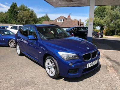 BMW X1 SUV 2.0 20d M Sport xDrive 5dr