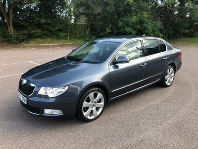 SKODA SUPERB Hatchback 2.0 TDI CR SE DSG 5dr