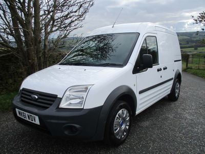 FORD TRANSIT CONNECT Panel Van 1.8 TDCi T230 LWB High Roof 4dr DPF