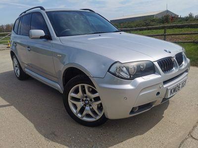 BMW X3 SUV 3.0d M Sport Auto 4WD 5dr