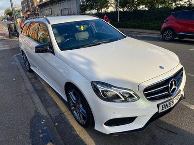 Mercedes-Benz E Class Estate 2.1 E220 CDI BlueTEC AMG Night Edition 7G-Tronic Plus 5dr