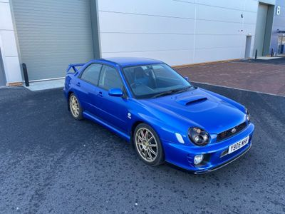 Subaru Impreza Saloon 2.0 WRX UK300 Limited Edition 4dr