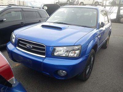 Subaru Forester SUV XT WR-LIMITED 2.0 TURBO AUTO PETROL