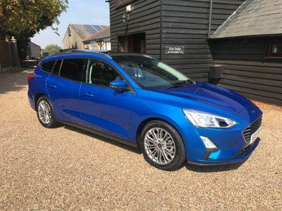 Ford Focus Estate 1.0T EcoBoost Titanium X Auto (s/s) 5dr