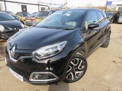 Renault Captur SUV 1.5 dCi Dynamique MediaNav (s/s) 5dr