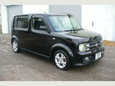 Nissan Cube Estate CUBIC 1.5 RX 5DR AUTOMATIC 7 SEATER