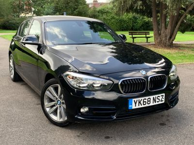 BMW 1 Series Hatchback 1.5 118i GPF Sport Sports Hatch Auto (s/s) 5dr