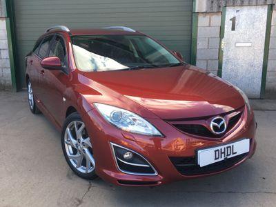 Mazda Mazda6 Estate 2.2 D Sport 5dr