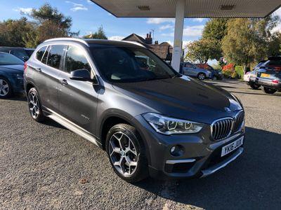 BMW X1 SUV 2.0 20d xLine Auto xDrive (s/s) 5dr