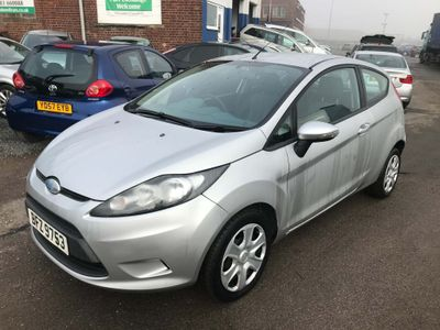Ford Fiesta Hatchback 1.4 TDCi Style 3dr