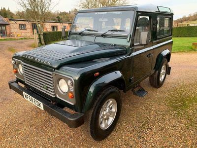 Land Rover Defender 90 Pickup 2.4 TDi Pick-Up 2dr