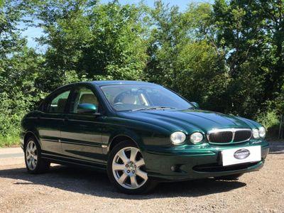 Jaguar X-Type Saloon 2.1 Classic 4dr