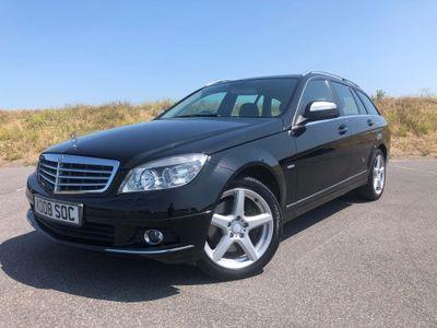 Mercedes-Benz C Class Estate 3.0 C320 CDI Elegance G-Tronic 5dr