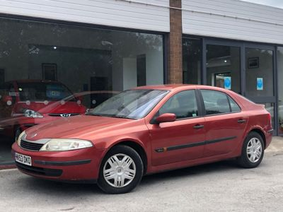 Renault Laguna Hatchback 1.8 16v Authentique 5dr