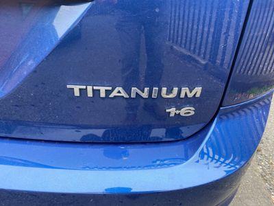 Ford Focus Hatchback 1.6 Titanium 5dr