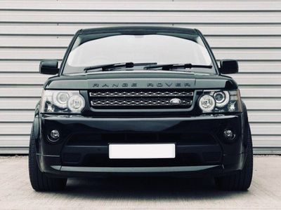 Land Rover Range Rover Sport SUV 5.0 V8 Supercharged Autobiography Sport LE 5dr