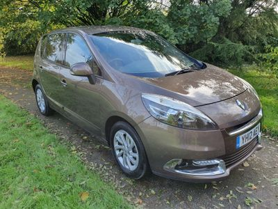 RENAULT SCENIC MPV 1.5 dCi Dynamique Tom Tom EDC Auto 5dr