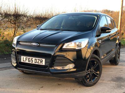 Ford Kuga SUV 1.5 EcoBoost Zetec 5dr