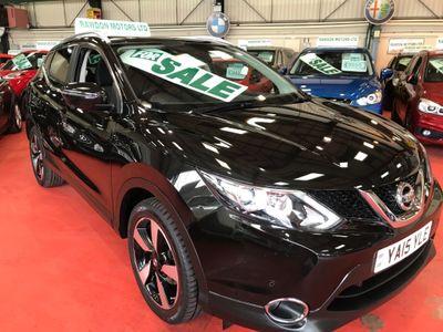 Nissan Qashqai SUV 1.5 dCi n-tec+ 5dr
