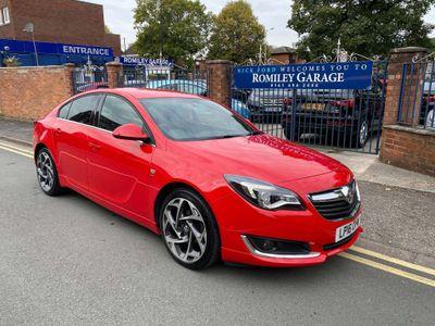 Vauxhall Insignia Hatchback 1.6 CDTi SRi VX Line Nav (s/s) 5dr